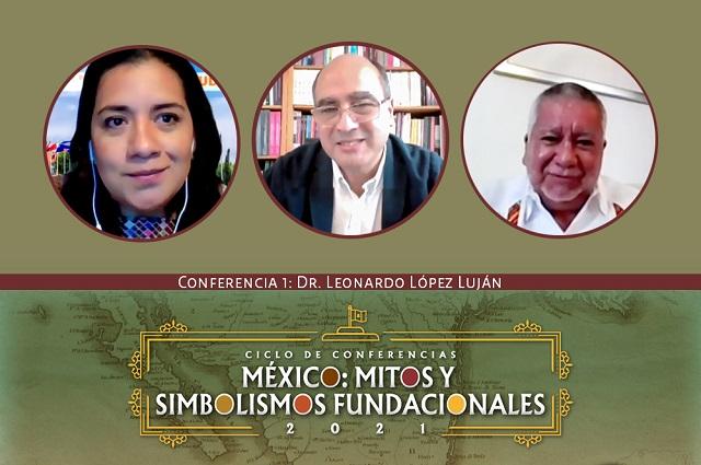 UDLAP inició ciclo de charlas sobre México y sus mitos fundacionales