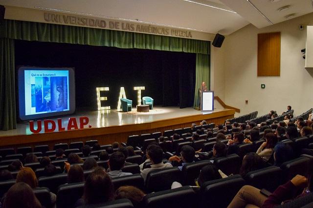 Congreso UDLAP aborda innovación y sustentabilidad en el turismo