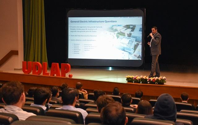México, apto para el desarrollo del mercado automotriz: UDLAP