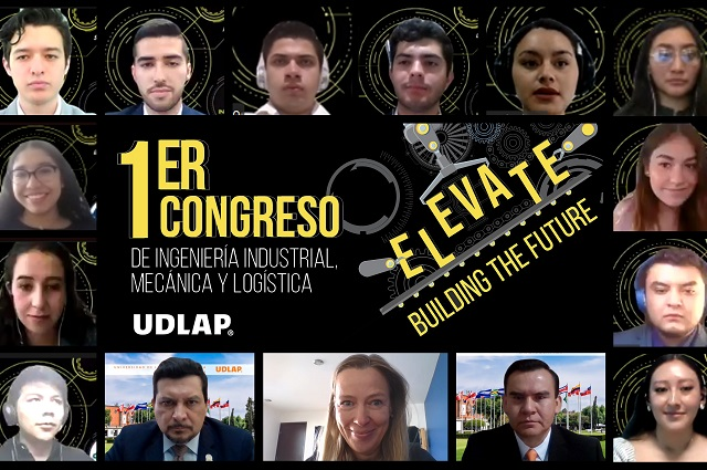 Congreso en UDLAP relaciona a ingenieros con las industrias