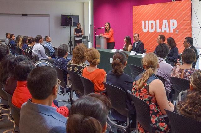 UDLAP incentiva desarrollo profesional en personas con discapacidad