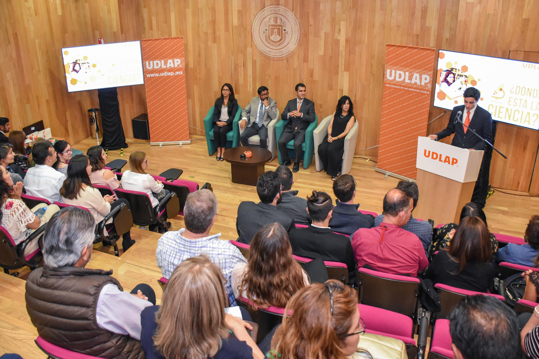 UDLAP entrega premios del concurso ¿Dónde está la ciencia?