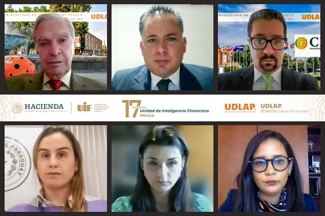 Encuentro académico UDLAP aborda aniversario 17 de la UIF