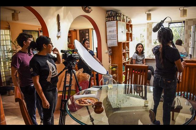 Estudiante UDLAP presenta corto en festival Ambulante más allá