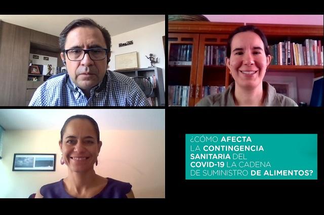 Covid-19 afecta la cadena de suministro y consumo de alimentos