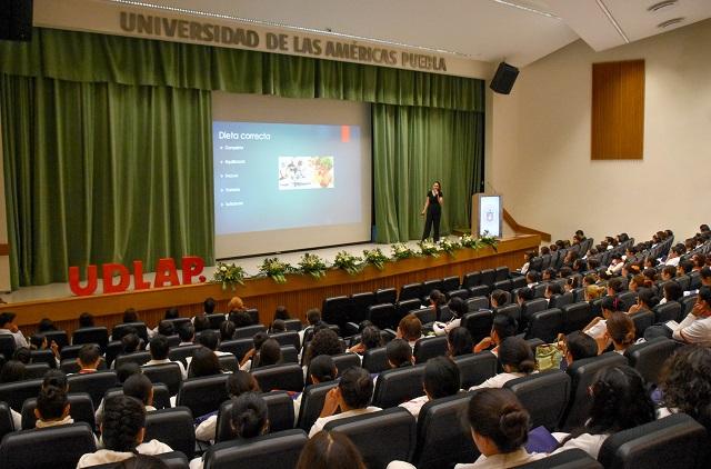 En la UDLAP se realiza el VI Congreso de Ciencias de la Salud
