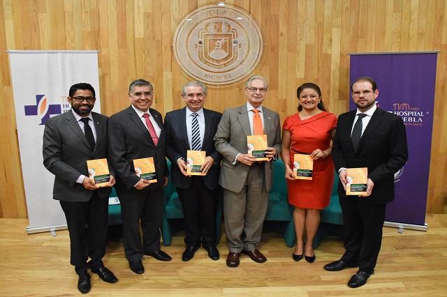 UDLAP, a la vanguardia en temas de farmacovigilancia: rector Derbez