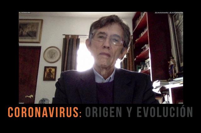UDLAP recibió a Antonio Lazcano en Webinar sobre Covid-19
