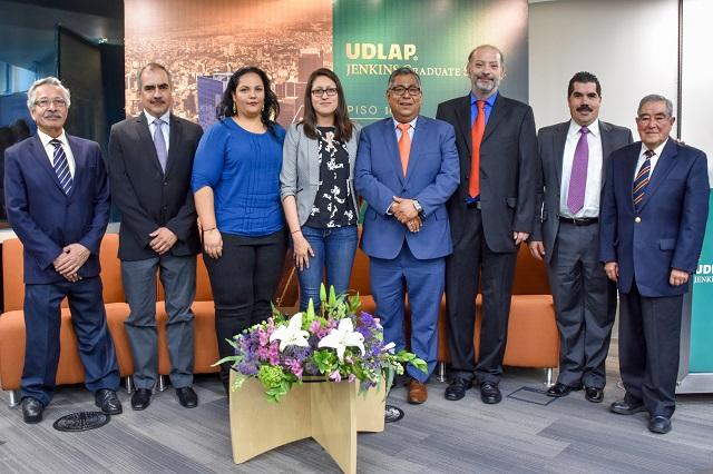 Académico UDLAP preside Capítulo  Mexicano de la SI de Geosintéticos