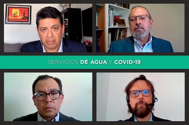 Discuten en la UDLAP si sistemas de agua son conductores del COVID