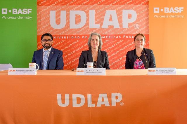 UDLAP y BASF convocan al Premio Construyendo soluciones sustentables