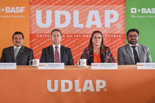 UDLAP y BASF presentan Premio Construyendo Soluciones Sustentables