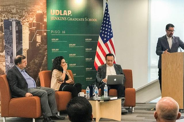 UDLAP y embajada de EU abren seminario de Seguridad Nacional