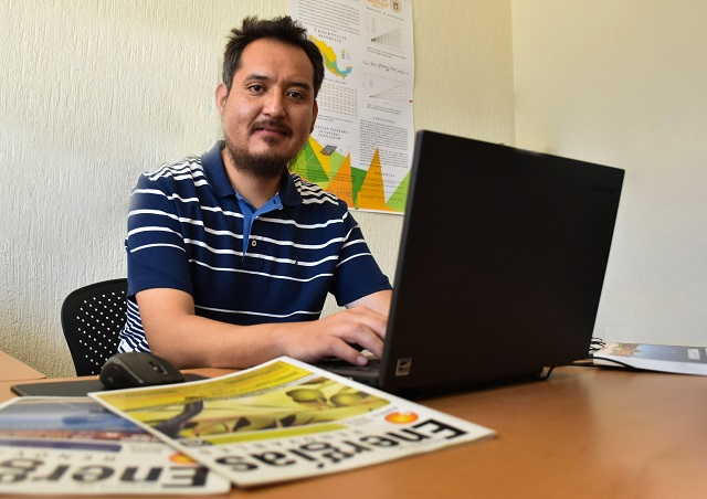 Académico UDLAP al comité editorial de revista internacional sobre energía