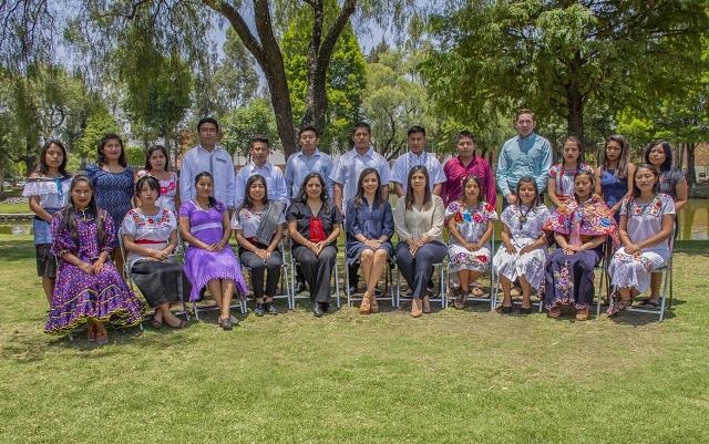 La UDLAP recibe a 20 jóvenes para su programa de liderazgo