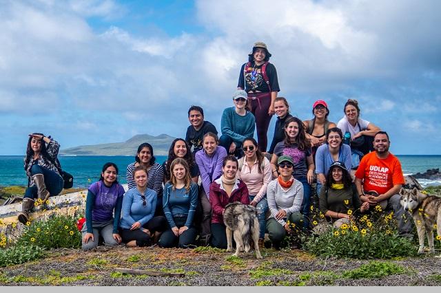 Reseñan curso de biología de alumnos UDLAP en Baja California