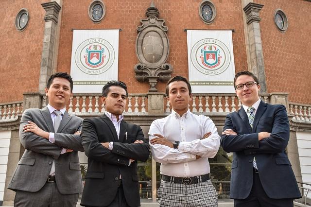 Estudiantes UDLAP participan en congreso celebrado en Harvard