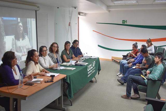 Proponen en UDLAP educación intercultural para jóvenes migrantes