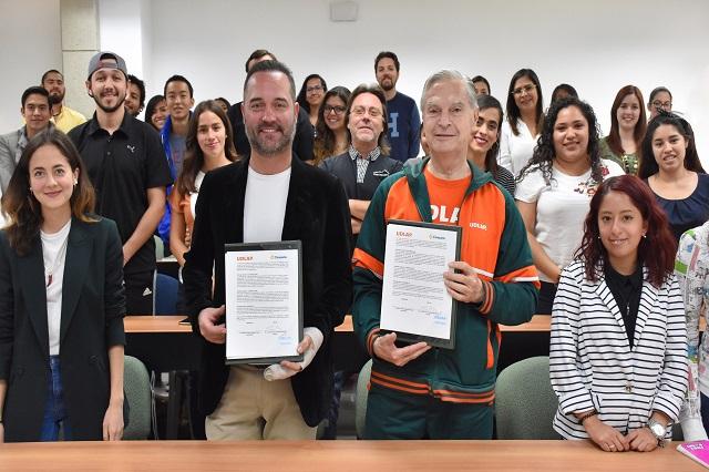 UDLAP y Cinépolis firman convenio para Cátedra
