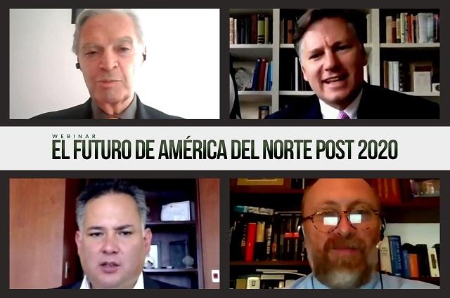 Integración, tendencia mundial ante la pandemia: Derbez Bautista