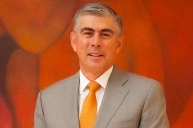 Egresado UDLAP preside la Cámara de comercio México-EU