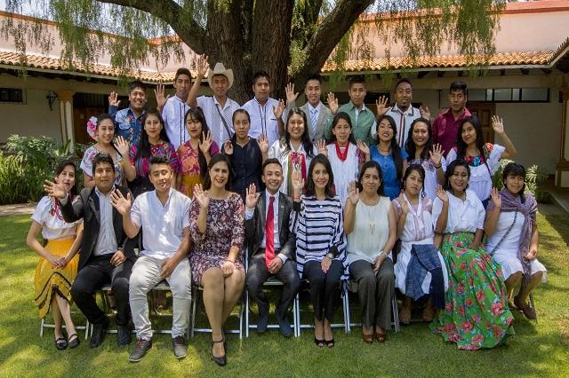 Inicia Programa de Liderazgo para Jóvenes Indígenas UDLAP