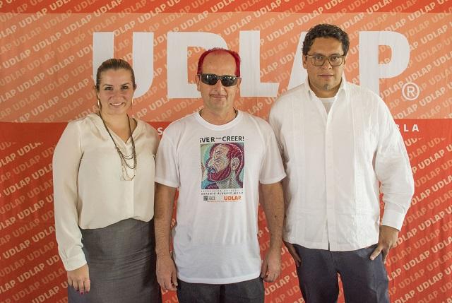 Capilla del Arte UDLAP presenta exposición de Antonio Álvarez
