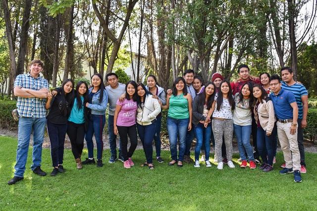 Jóvenes indígenas UDLAP llevan proyectos a sus comunidades