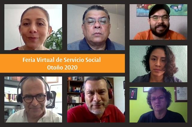 Realiza UDLAP Feria Virtual de Servicio Social Otoño 2020