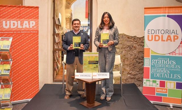 Editorial UDLAP presenta libro sobre ciencia de los alimentos