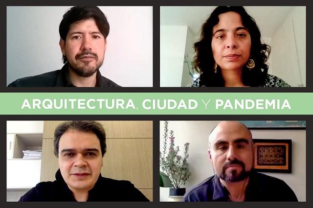 Discuten en la UDLAP sobre transformación de espacios públicos y privados