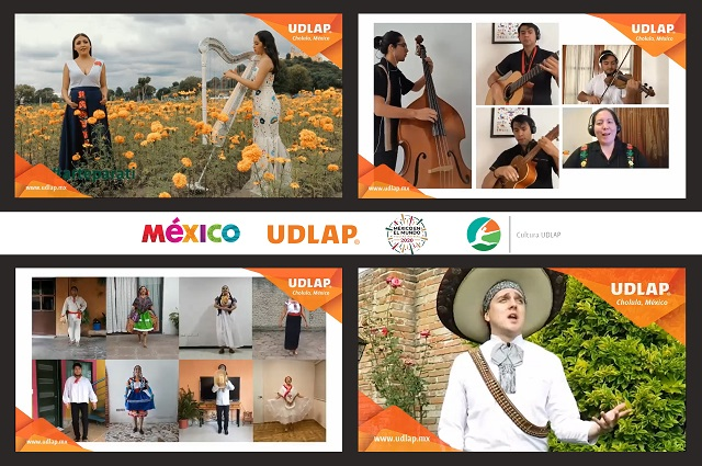 UDLAP colabora en festejos patrios en consulados mexicanos