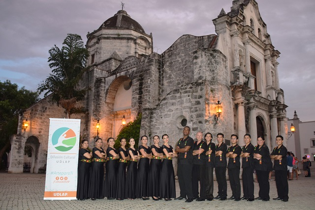 Destaca participación del Coro UDLAP en festival internacional de La Habana