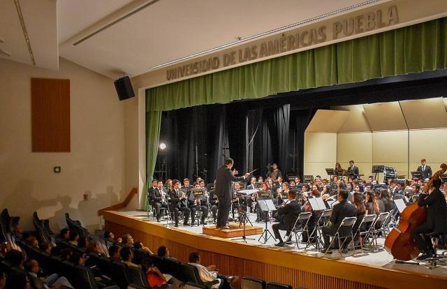 UDLAP estrena piezas para banda sinfónica durante Verano Cultural