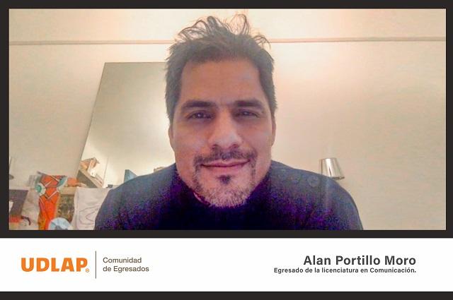 Egresado UDLAP comparte mundo de la producción audiovisual