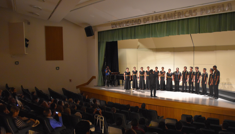 UDLAP reúne talento musical en su Quinto Encuentro Coral
