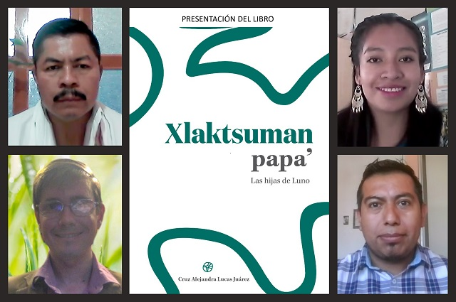 UDLAP presenta edición bilingüe de libro de poesía totonaca