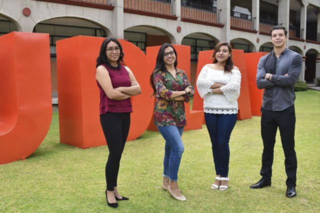 Estudiantes UDLAP, en las Jornadas de historia de la psicología, en Jalisco