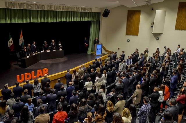 Expertos internacionales analizan en Udlap nuevo sistema penal