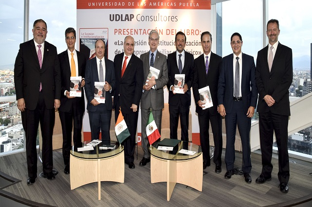 Libro Udlap-IMF analiza la sucesión en las empresas familiares mexicanas