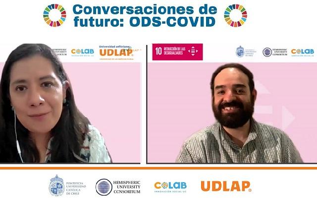 UDLAP participa en análisis de desigualdades post covid
