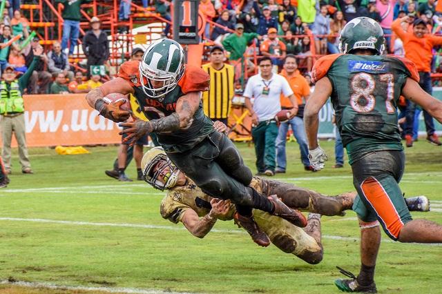 En tiempo extra, Aztecas UDLAP se llevan la victoria ante Pumas