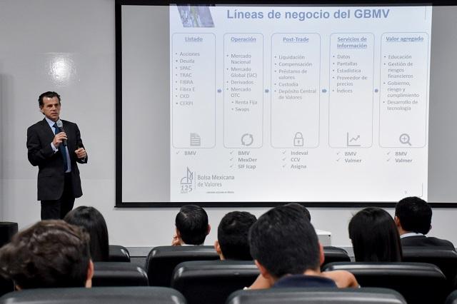 Grupo BMW prepara a alumnos UDLAP para dirección de empresas