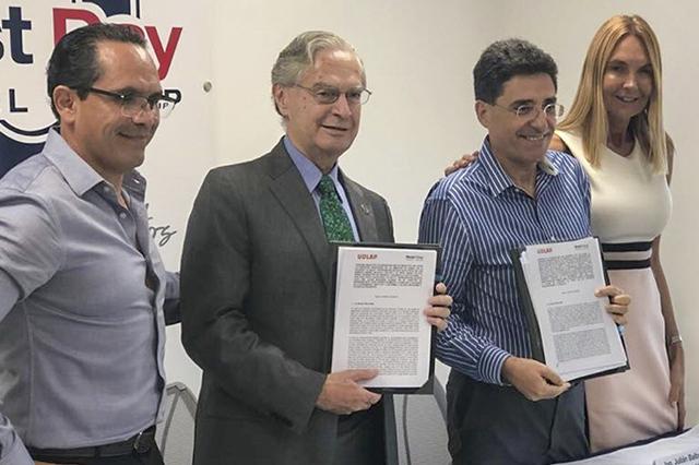 UDLAP y Best Day Travel Group firman acuerdo de colaboración
