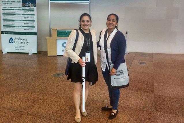 Alumnas de Enfermería UDLAP van a congreso internacional en Irlanda