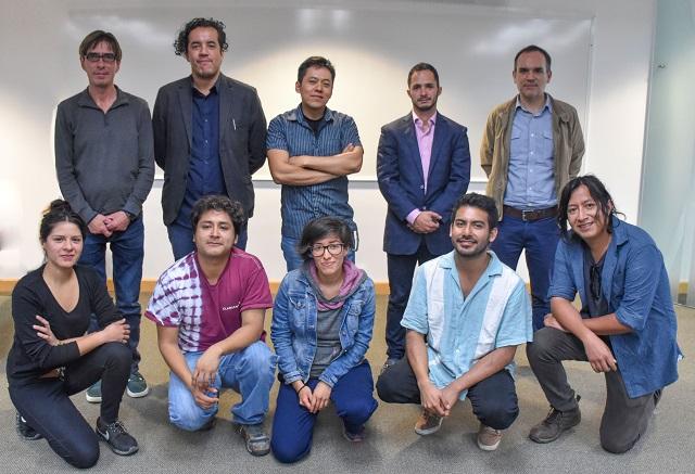 Jóvenes del Centro de Artes de Oaxaca harán residencias en la UDLAP