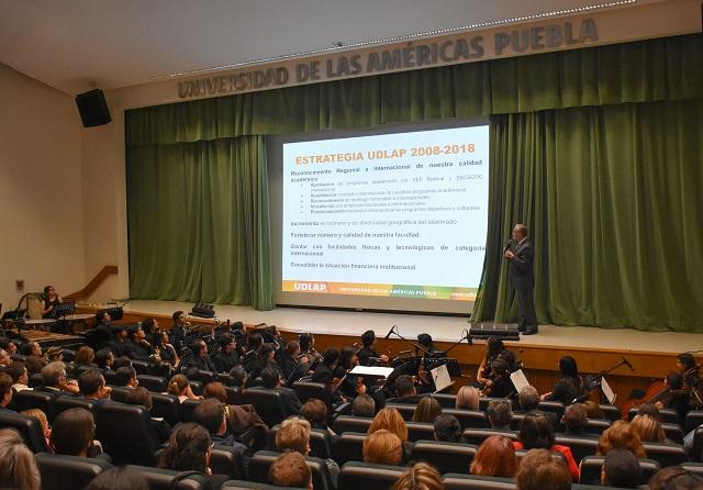 UDLAP se reúne con colegios convenio de Puebla, Tlaxcala e Hidalgo