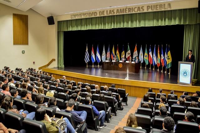 Modelo Latinoamericano de Naciones Unidas de UDLAP inició actividades