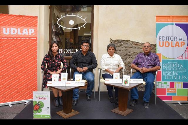 UDLAP presenta libro de especies de escarabajos en Cholula