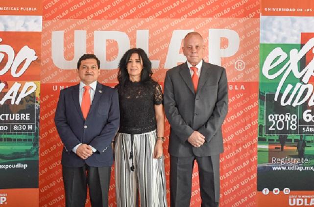 Con los mejores indicadores, ofrece UDLAP 51 licenciaturas en Expo Otoño